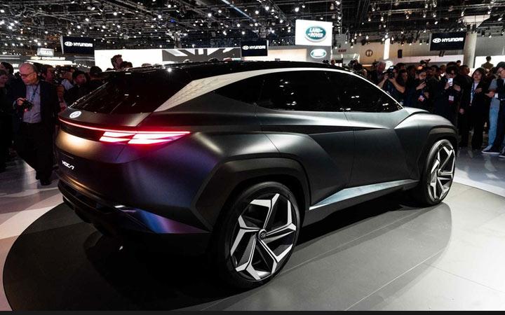 Новый Hyundai Tucson 2020-2021 года