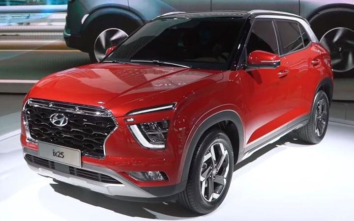 Новый Hyundai Creta 2020-2021 года