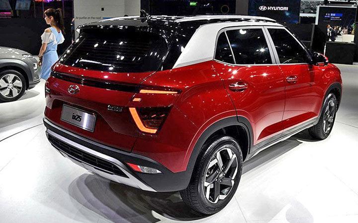 Hyundai Creta 2020-2021 года
