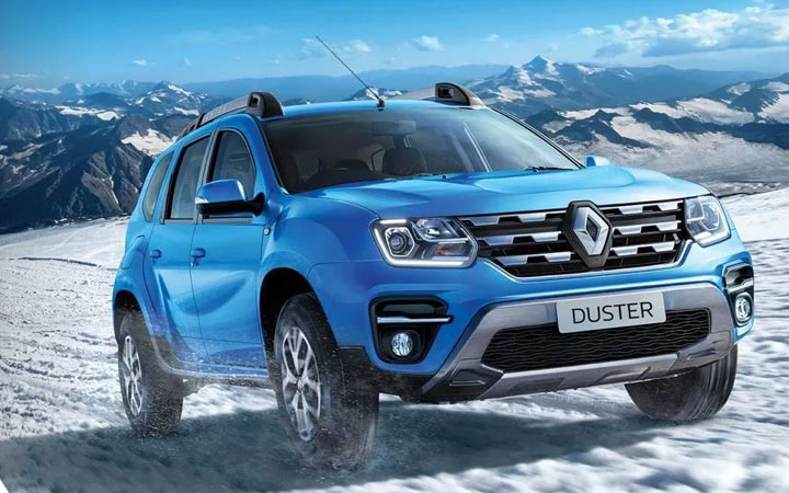 Renault Duster 2020-2021