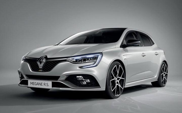 Renault Megane E-Tech 2020-2021
