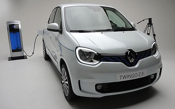 Renault Twingo ZE и другие новинки 2020-2021