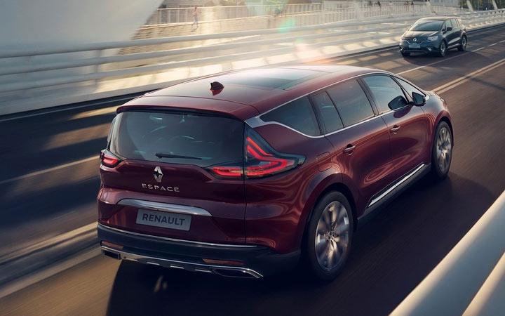 Renault Espace 2020-2021