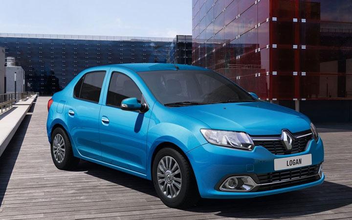 Renault Logan 2020-2021