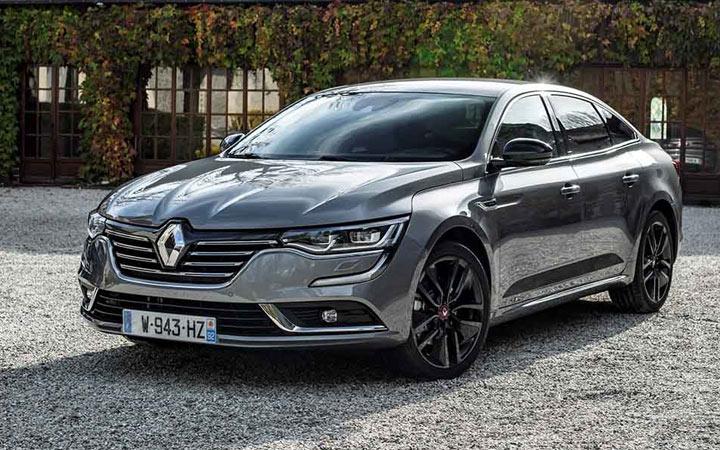 Renault Talisman 2020-2021