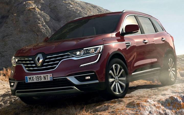 Renault Koleos 2020-2021