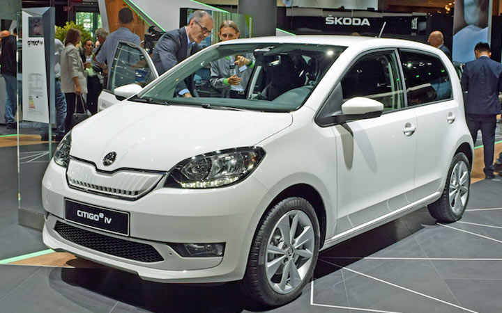 Superb Citigo e iV 2 2020