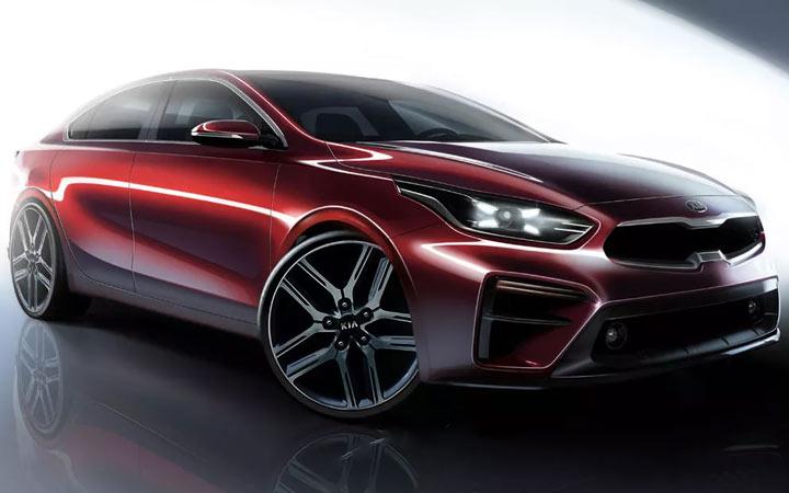 Kia Cerato (Forte) 2020-2021 года