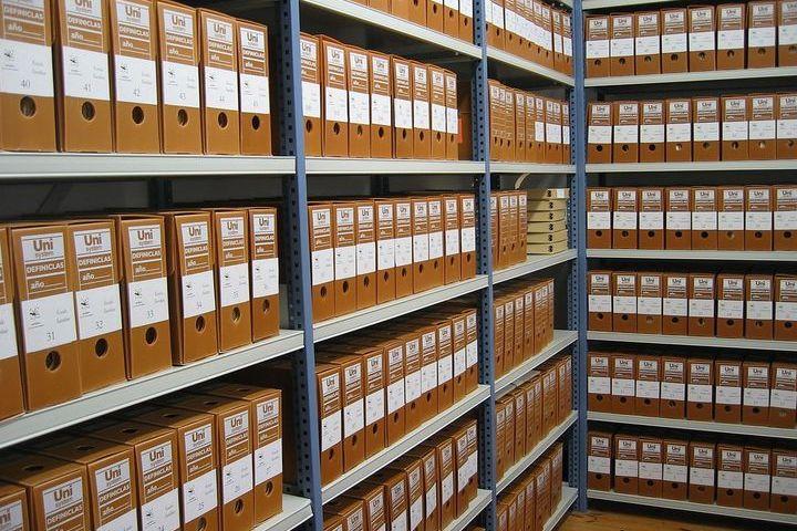 Помещение архива