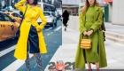 Уличная мода Нью-Йорка осень-зима 2020-2021