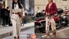 Уличная мода Милана осень-зима 2020-2021