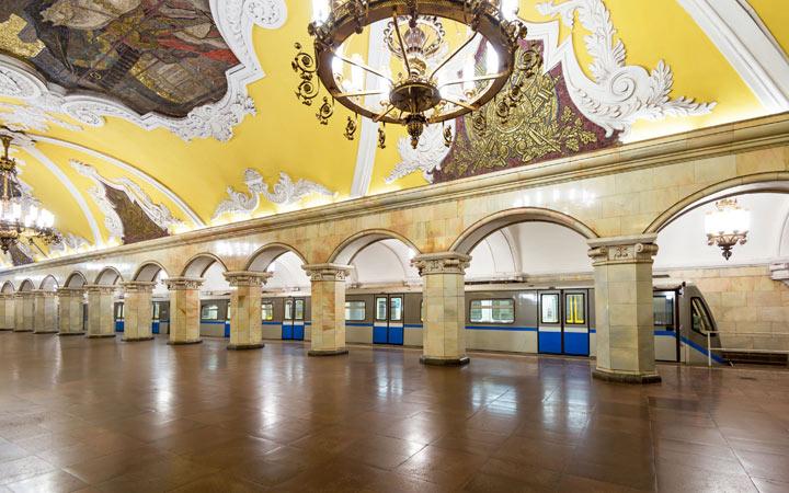 Режим работы метрополитена Москвы в 2021 году