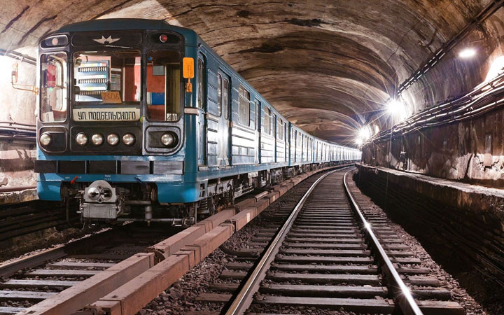 Режим работы метрополитена Питера в 2021 году