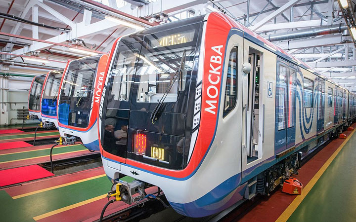 График работы московского метро на 2021 год