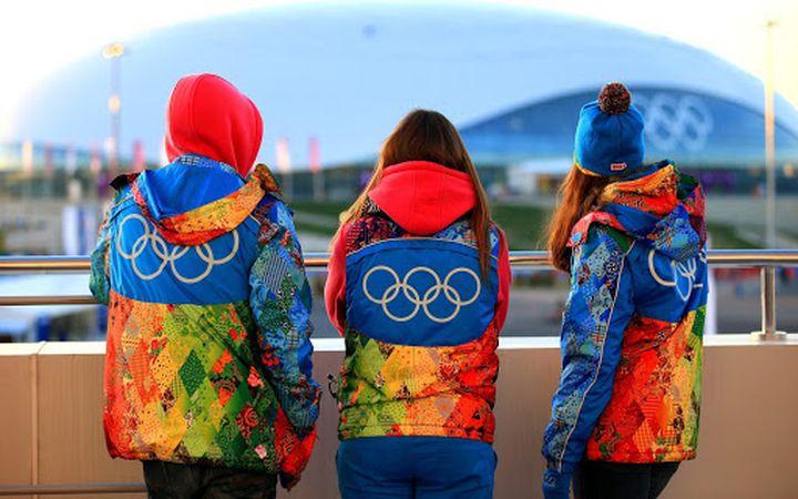 Волонтеры на Олимпиаду 2022 в Пекине