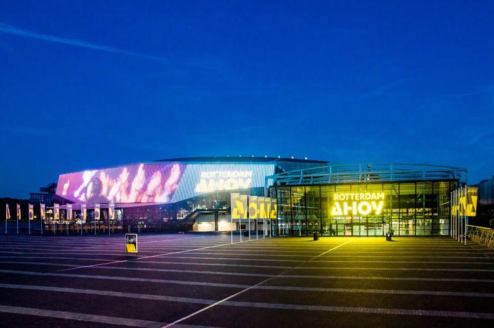 Ахой Арена в Роттердаме