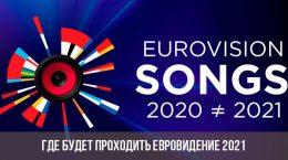 Евровидение 2021 года