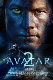 Аватар 2 - фильм 2021 года