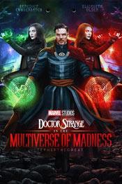 Доктор Стрендж: Вселенная безумия и другие новые фильмы Марвел 2021 года