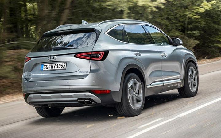 Экстерьер нового Hyundai Tucson 4 поколения 2021
