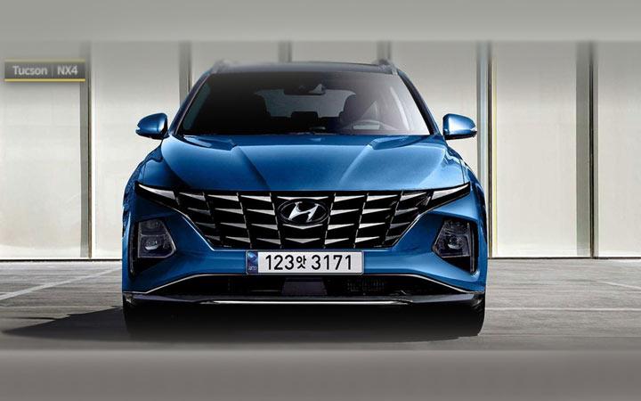 Hyundai Tucson 4 выйдет в 2021 году