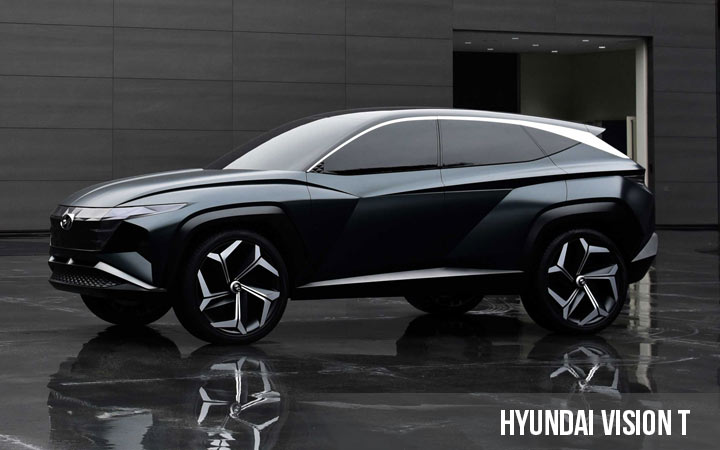 Прототип Hyundai Vision T