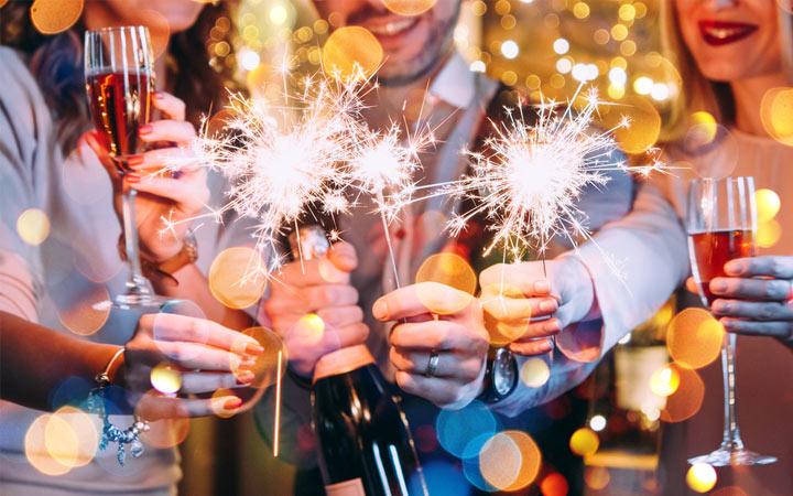 Где и с кем праздновать Новый 2021 год