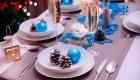 Новый Год 2021 - как украсить стол и что подавать