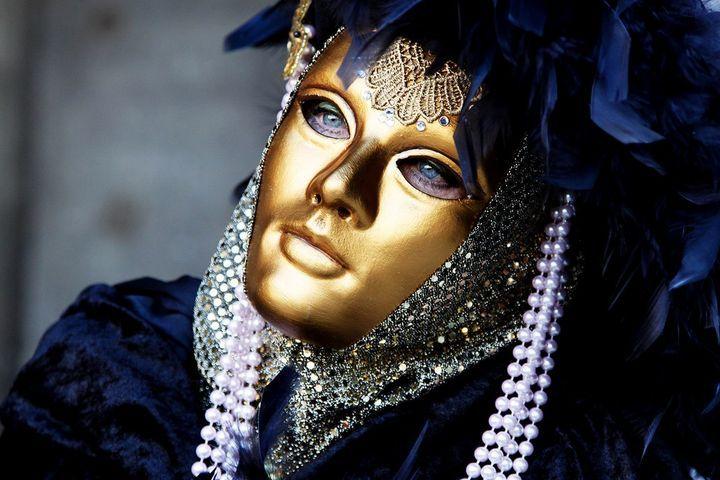 Венеция карнавал в 2021 году