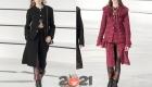 Твидовые костюмы Шанель осень-зима 2020-2021