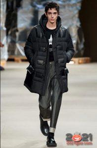 Мужская стеганая куртка 2021 года