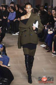 Женская мода зимы 2020-2021 года