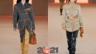 Стеганые куртки сезона осень-зима 2020-2021