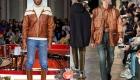 Мужские кожаные куртки зимы 2020-2021 года