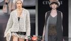 Модные вязаные береты Dolce & Gabbana 2021 года