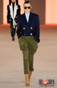 Модные цветные джинсы 2020-2021 года