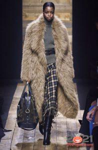 Модная шуба осень-зима 2020-2021