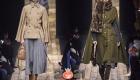 Луки сезона осень-зима 2020-2021 - модные кейпы