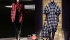 Модные луки  сезона осень-зима 2020-2021 - клетчатый принт