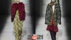 Модные клетчатые луки сезона осень-зима 2020-2021