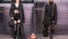 Модные вязаные луки Dolce & Gabbana осень-зима 2020-2021
