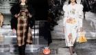 Модные луки 2021 года - широкие плечи