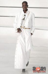 Модные луки Шанель осень-зима 2020-2021