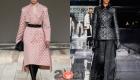 Модные стеганые луки на 2021 год