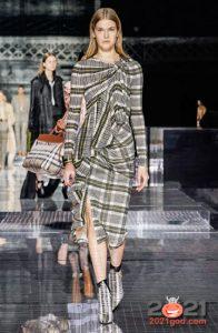 модный асимметричный лук от на 2021 год