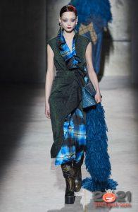 Асимметрия - модные луки 2021 года