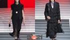 Модное пальто с бахромой на 2021 год