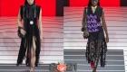 Модные луки с бахромой на 2020-2021 год