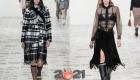 Модные луки с бахромой от Диор осень-зима 2020-2021