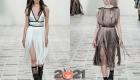 Модные романтические платья с бахромой на 2021 год